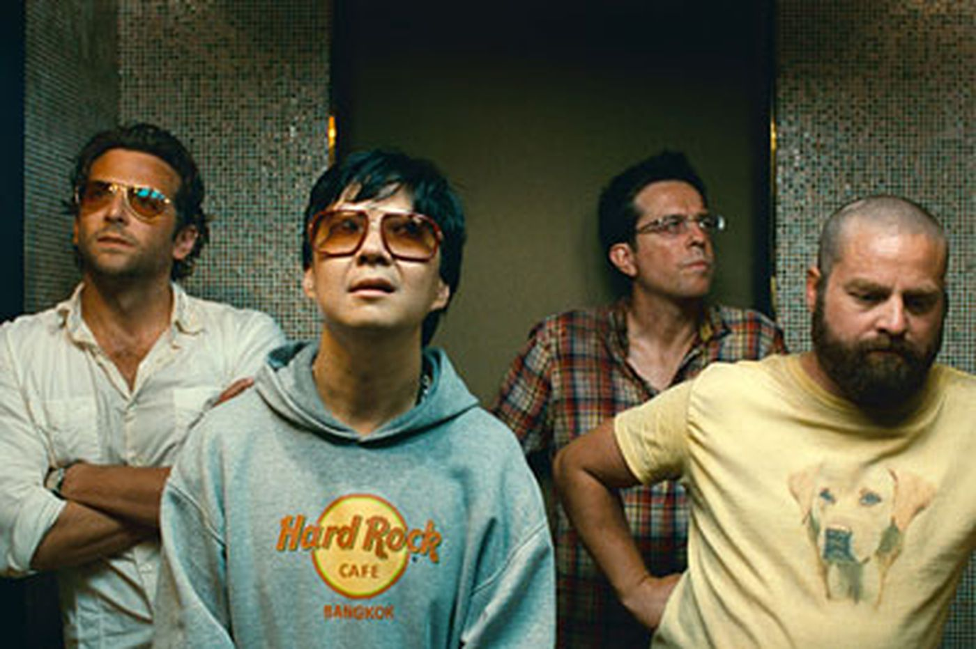 Too much hangs over in new 'Hangover'