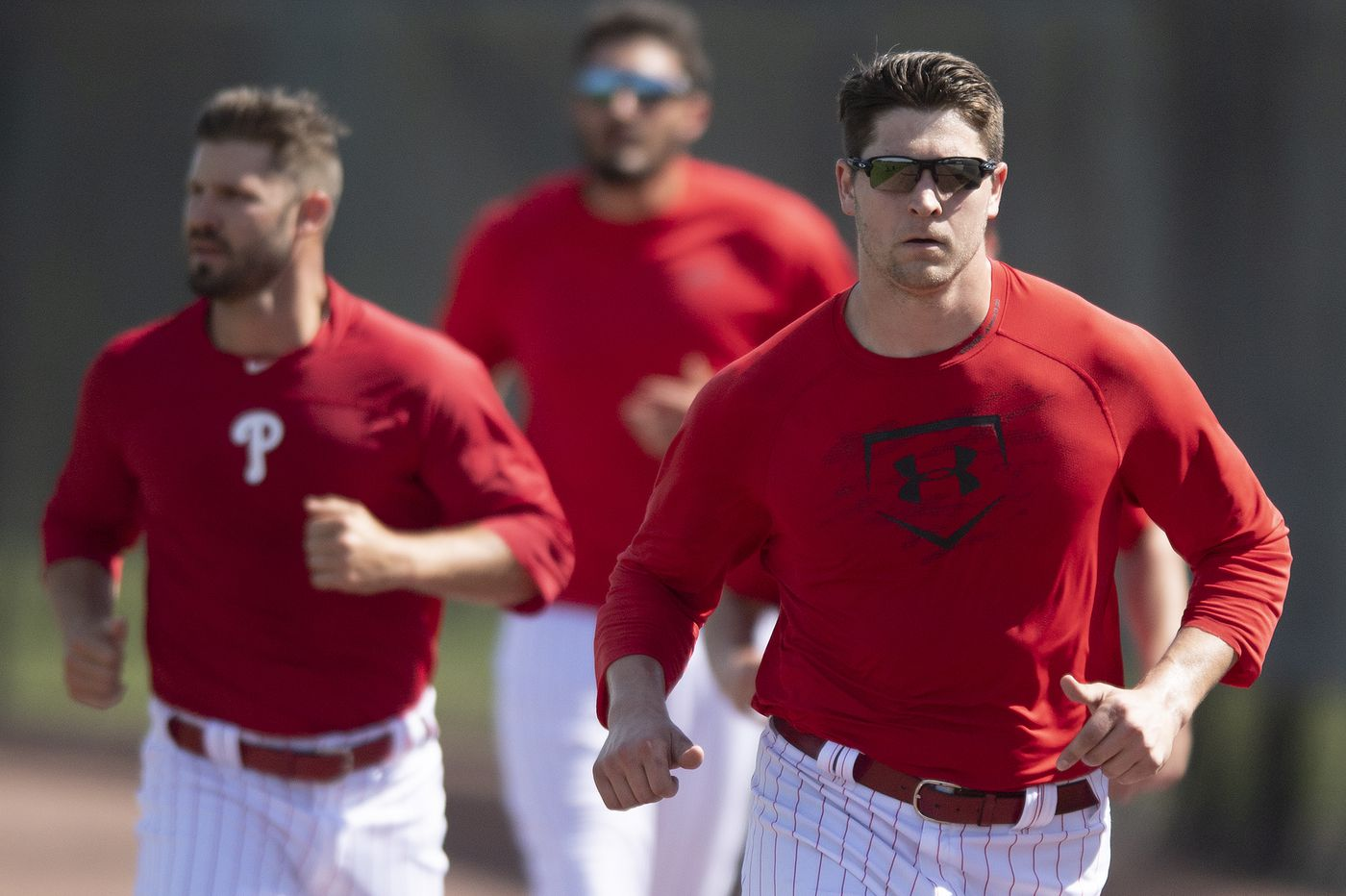 Phillies' Jerad Eickhoff finally has a 'great day' with pain-free bullpen session