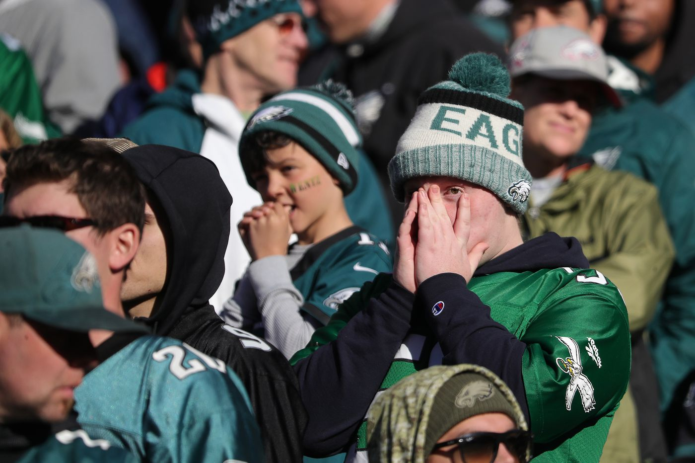 An epic collapse from the Eagles, a perplexing message from Doug Pederson | Early Birds