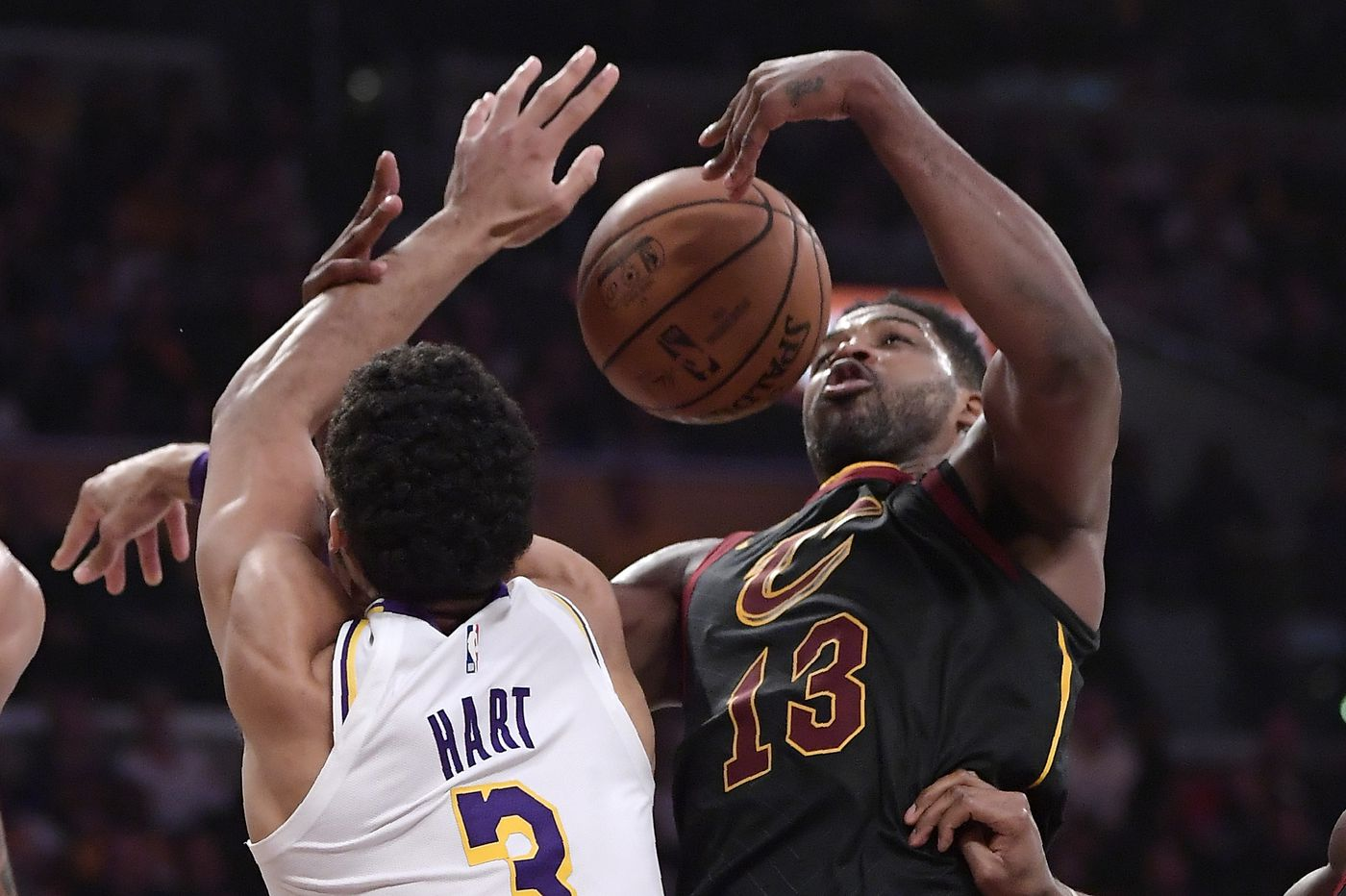 lakers-cavaliers - photo #33