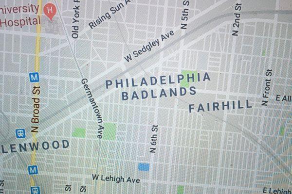 'Philadelphia Badlands' label on Google Maps latest controversy over neighborhood names