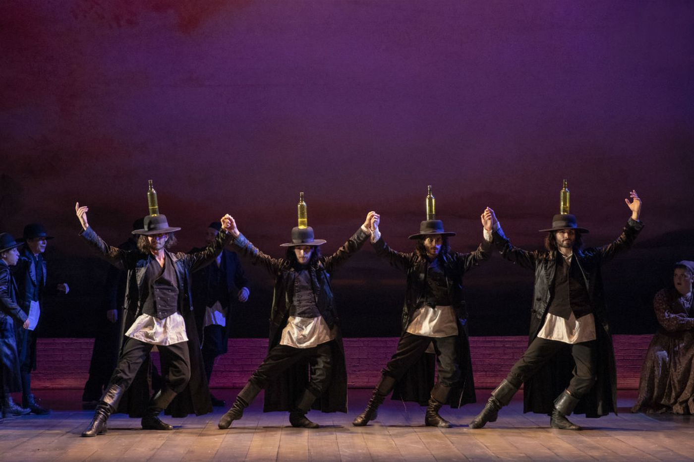 Bartlett Sher's vibrant, dancing 'Fiddler on the Roof' at Academy of Music