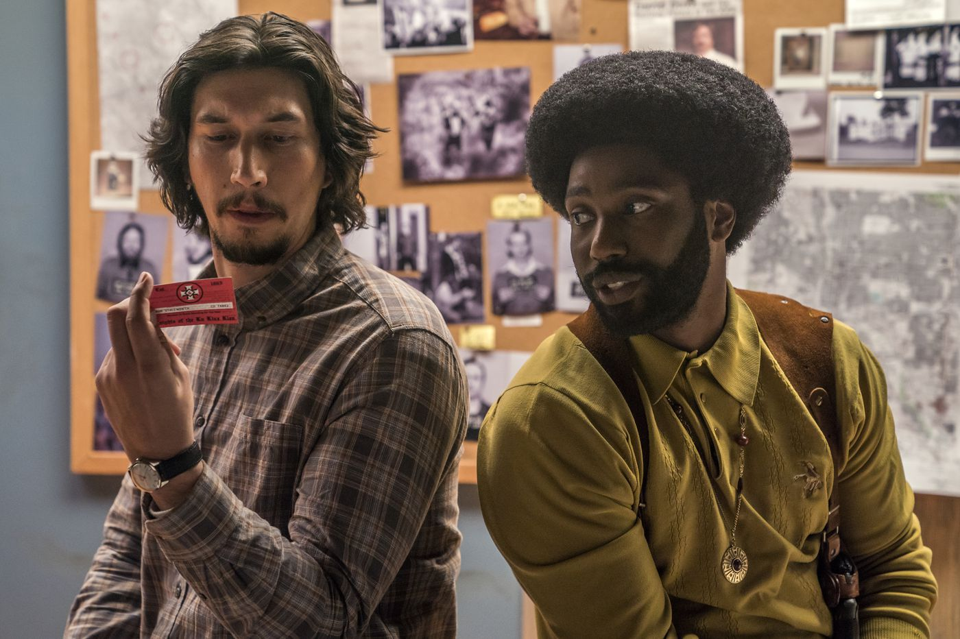 'BlacKkKlansman': Spike Lee brings an amazing true story to the big screen