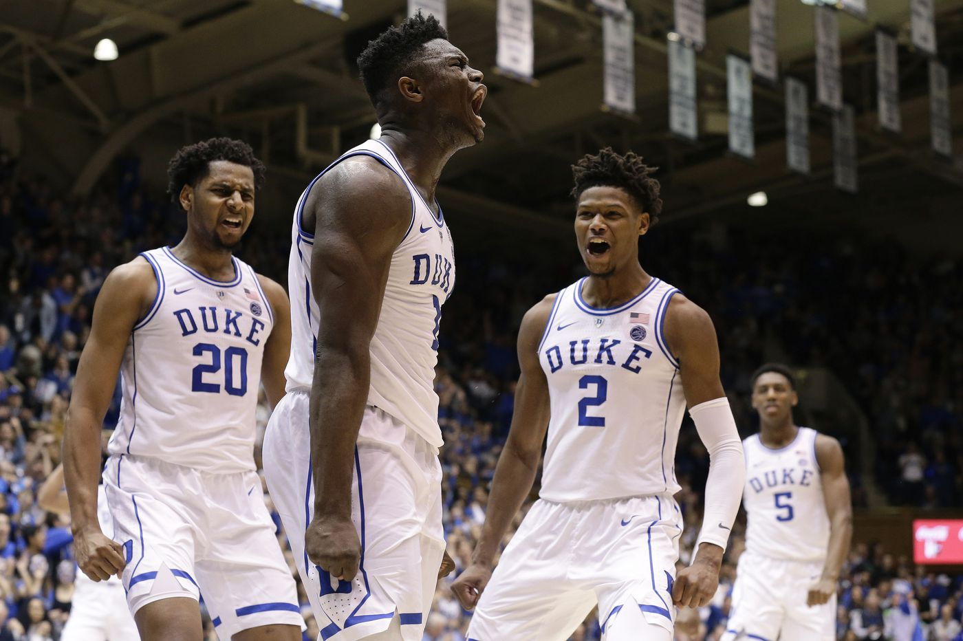 Westtown grad Cam Reddish a big part of Duke's win over Virginia | Mike Jensen