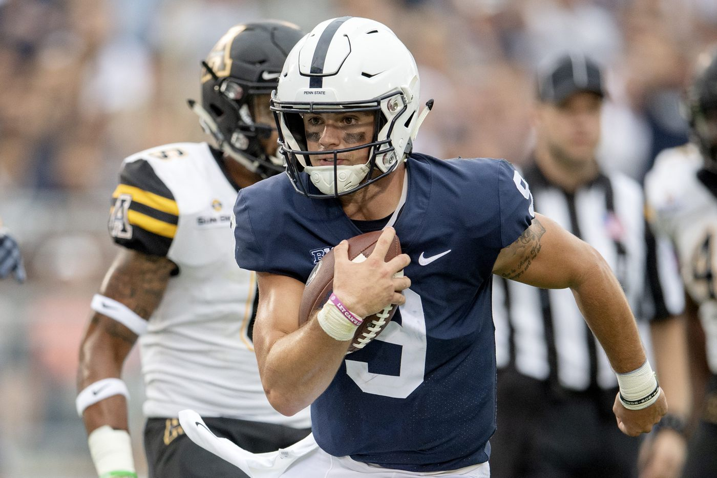 Penn State expecting another hostile atmosphere Saturday night at Pittsburgh