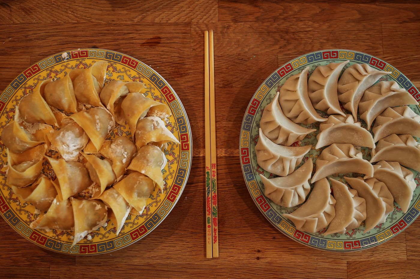 On Chinese New Year, dumplings take two Philly chefs back home