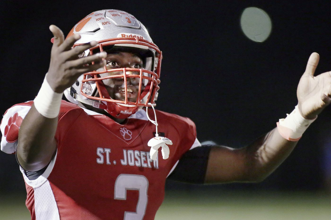 St. Joseph's Jada Byers is Inquirer's South Jersey football offensive player of the year