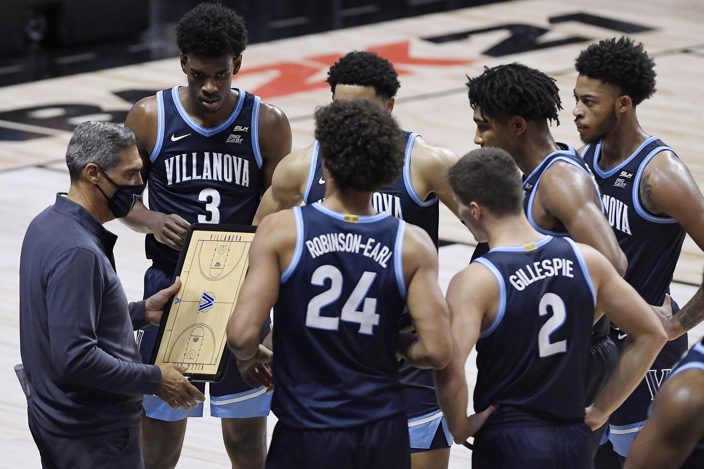 Villanova schedules game against Hartford for Tuesday at 'Bubbleville,' replacing postponed contest vs. St. Joseph's