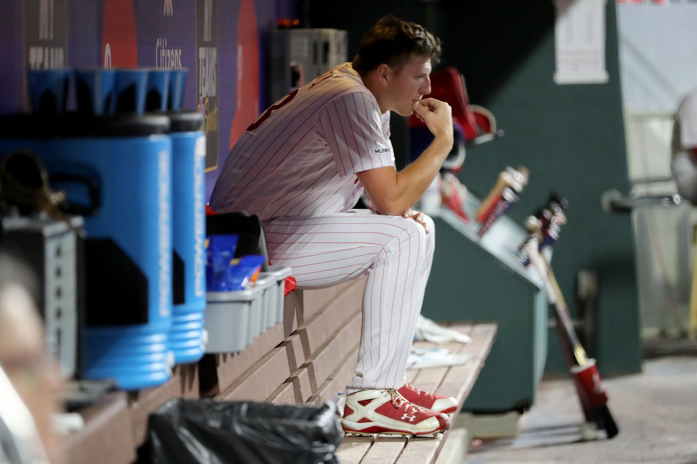 Phillies could call Nick Pivetta back up as a bullpen arm; former first-round pick Alec Bohm called up to high-A Clearwater
