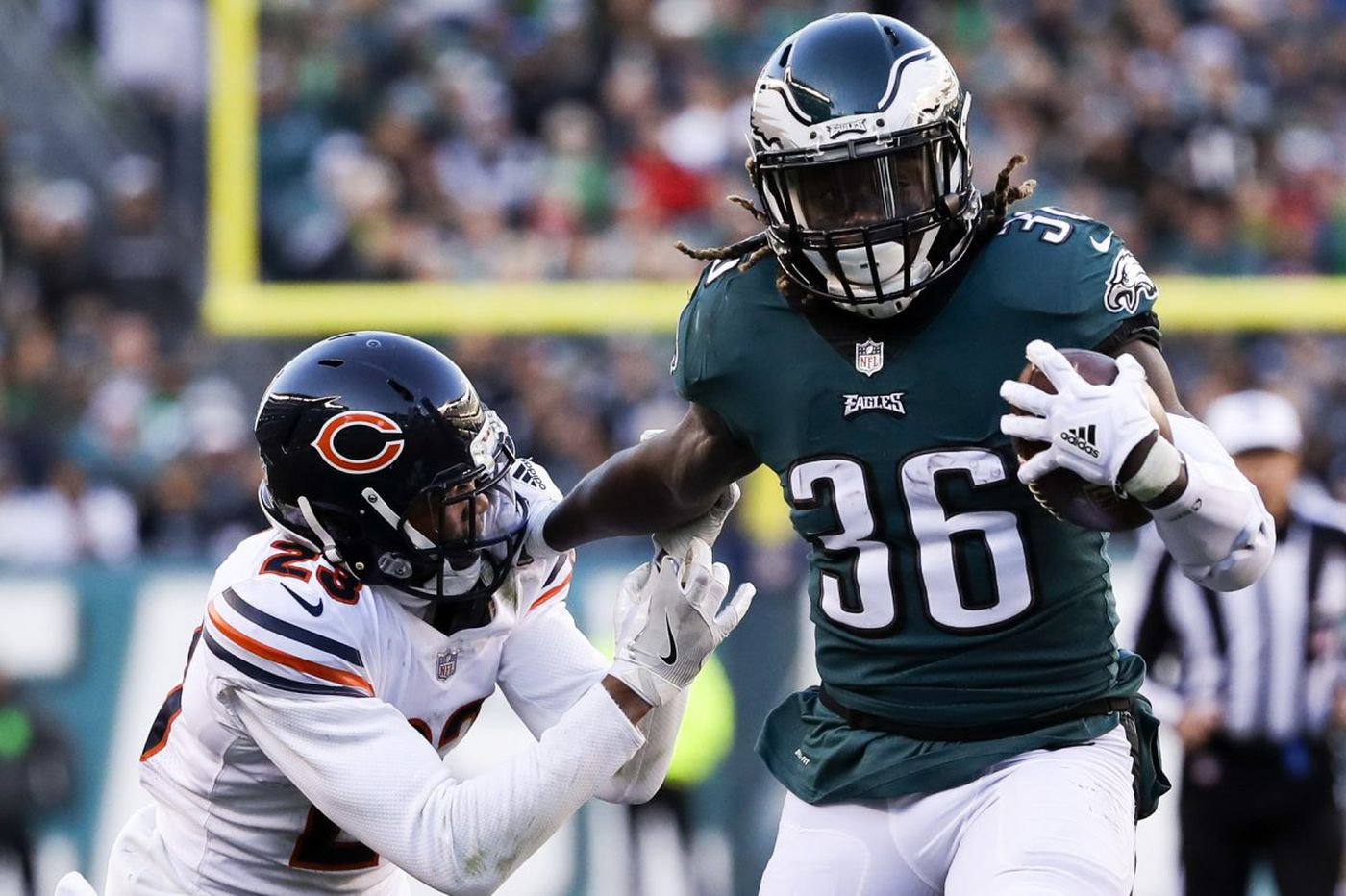 Doug Pederson identifies Eagles' formula for the playoffs: Defense and the running game