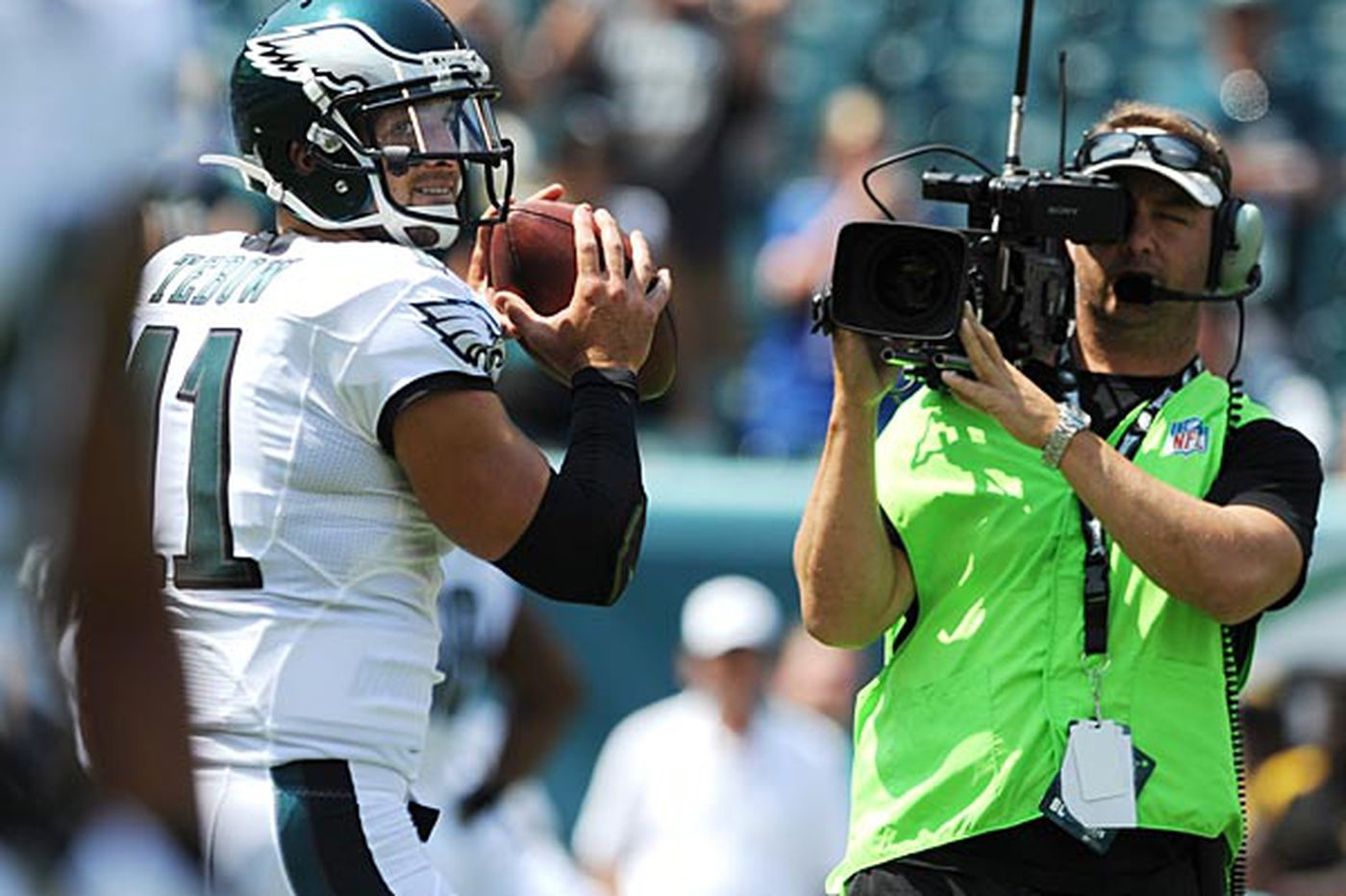 Tebowmania could descend upon Eagles on Sunday