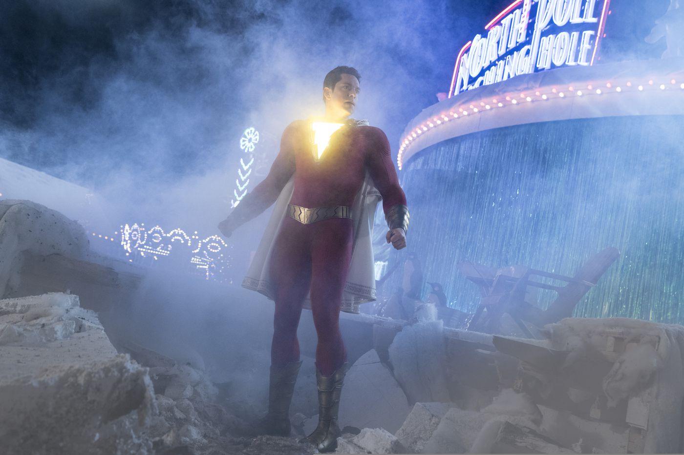 'Shazam!': A superhero rises in Philadelphia | Movie review