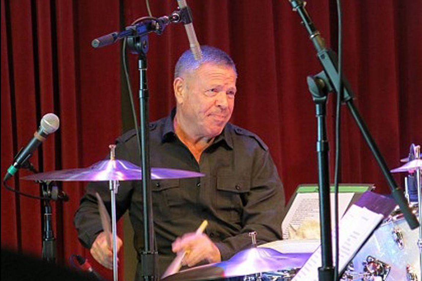 Philly drummer wrote his own ticket to success | Stu Bykofsky