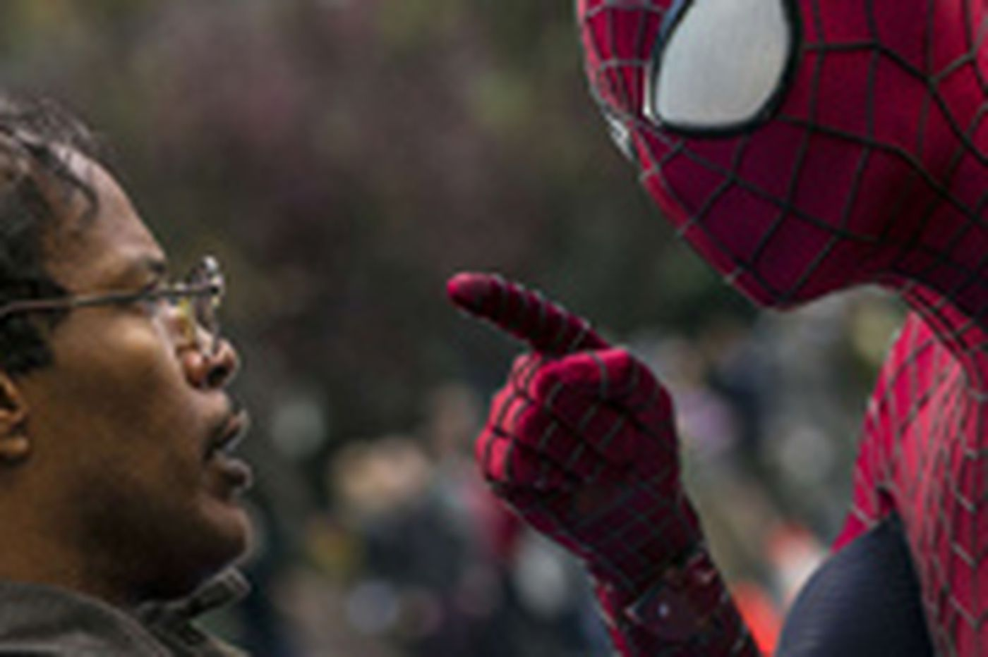 Sideshow: 'Spider-Man' takes the weekend