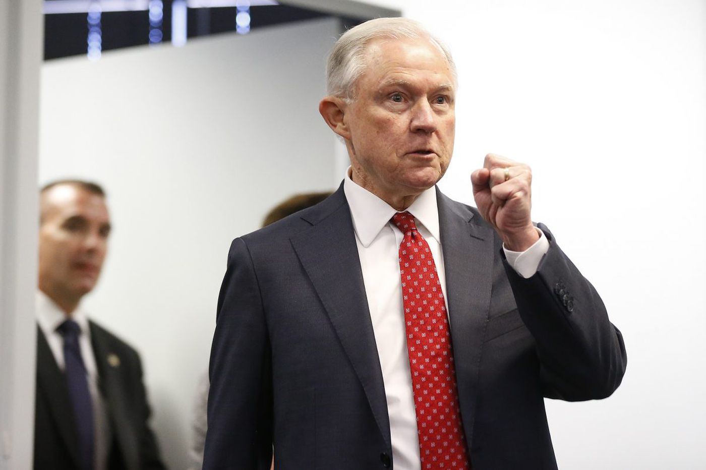 America's top lawman lied under oath. Can we seize his stuff?