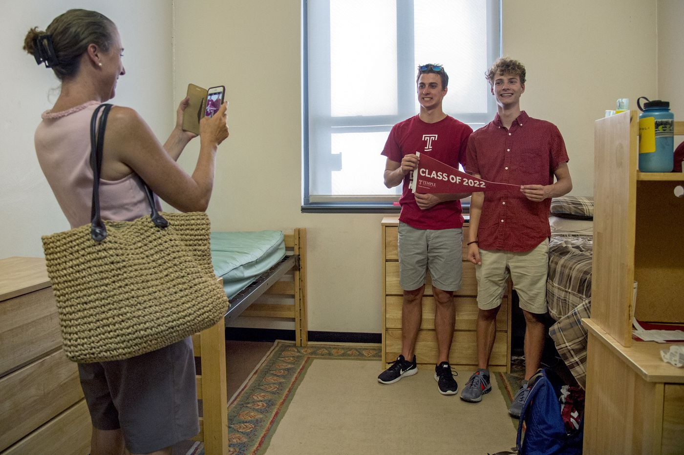 Temple welcomes 36 — yes, 36 — sets of twins and triplets in new class