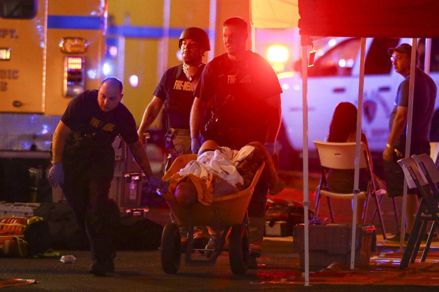 Las Vegas Massacre latest: Toll rises to 59 dead, 527 injured