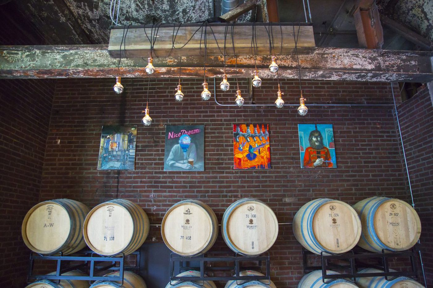 Creepy art and bizarre names: How far will Philly brewers go to stand out?