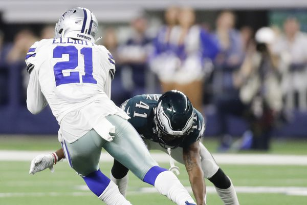 Eagles-Cowboys: numbers you need to know heading into tonight's big NFC East battle