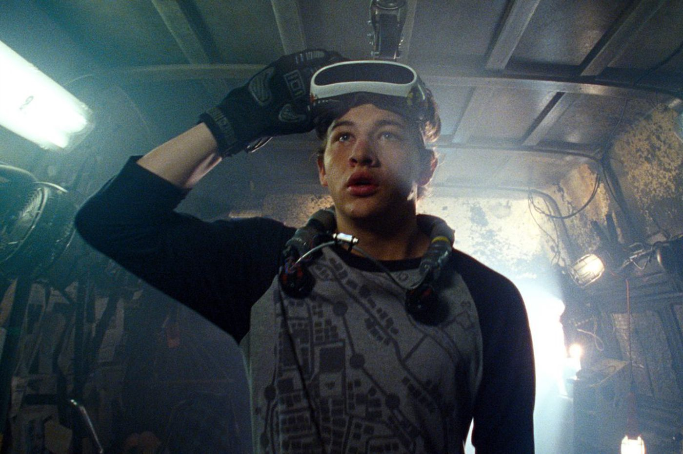 'Ready Player One': Why did Spielberg's new blockbuster bum me out so much?