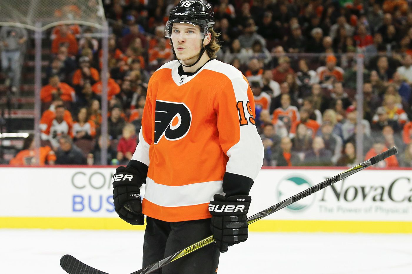A year later, Nolan Patrick's health a reason for optimism