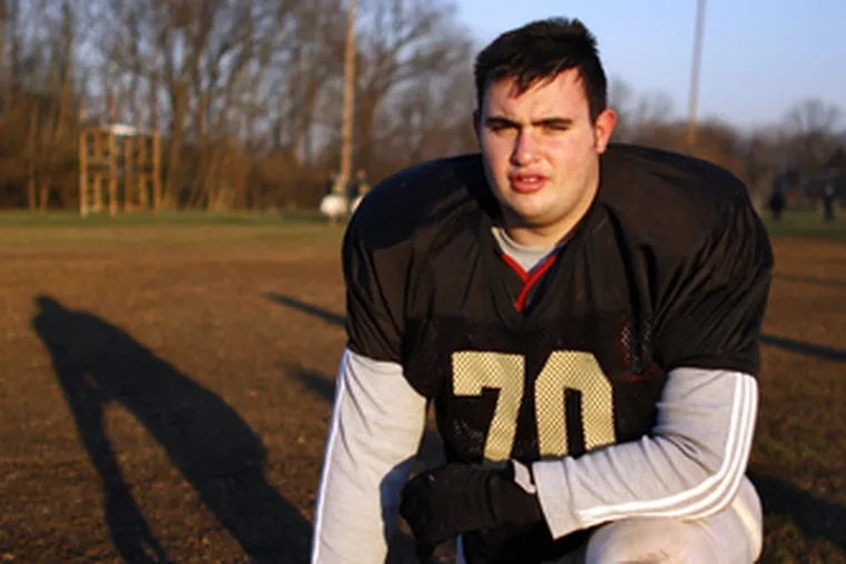 Archbishop Wood's Adam Citko has orally committed to Temple.