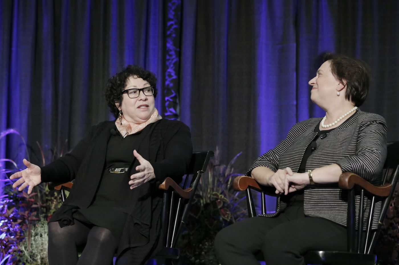 At Princeton event, Justices Kagan, Sotomayor avoid talking about Kavanaugh but decry politicization of court