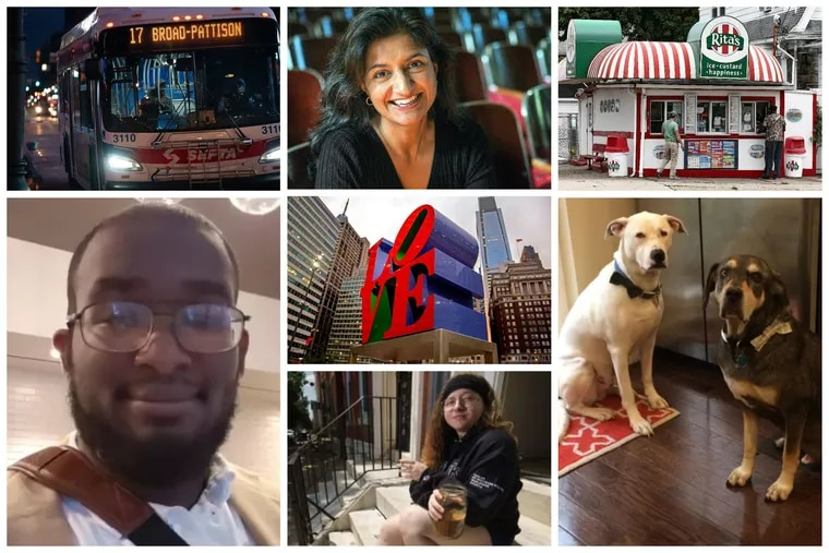 Hundreds of people shared their stories with us about the kindness of strangers in Philadelphia. Here are some of our favorites.