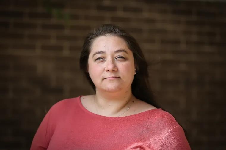 Emma Steiner, a therapist.
