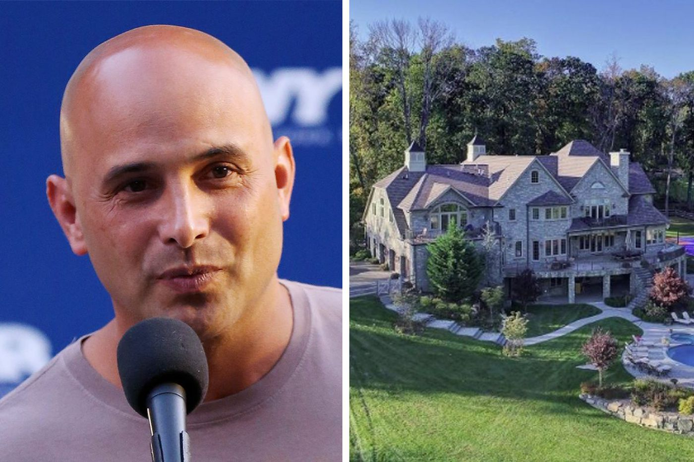 Former WFAN host charged in Ponzi scheme selling his $2.4M mansion