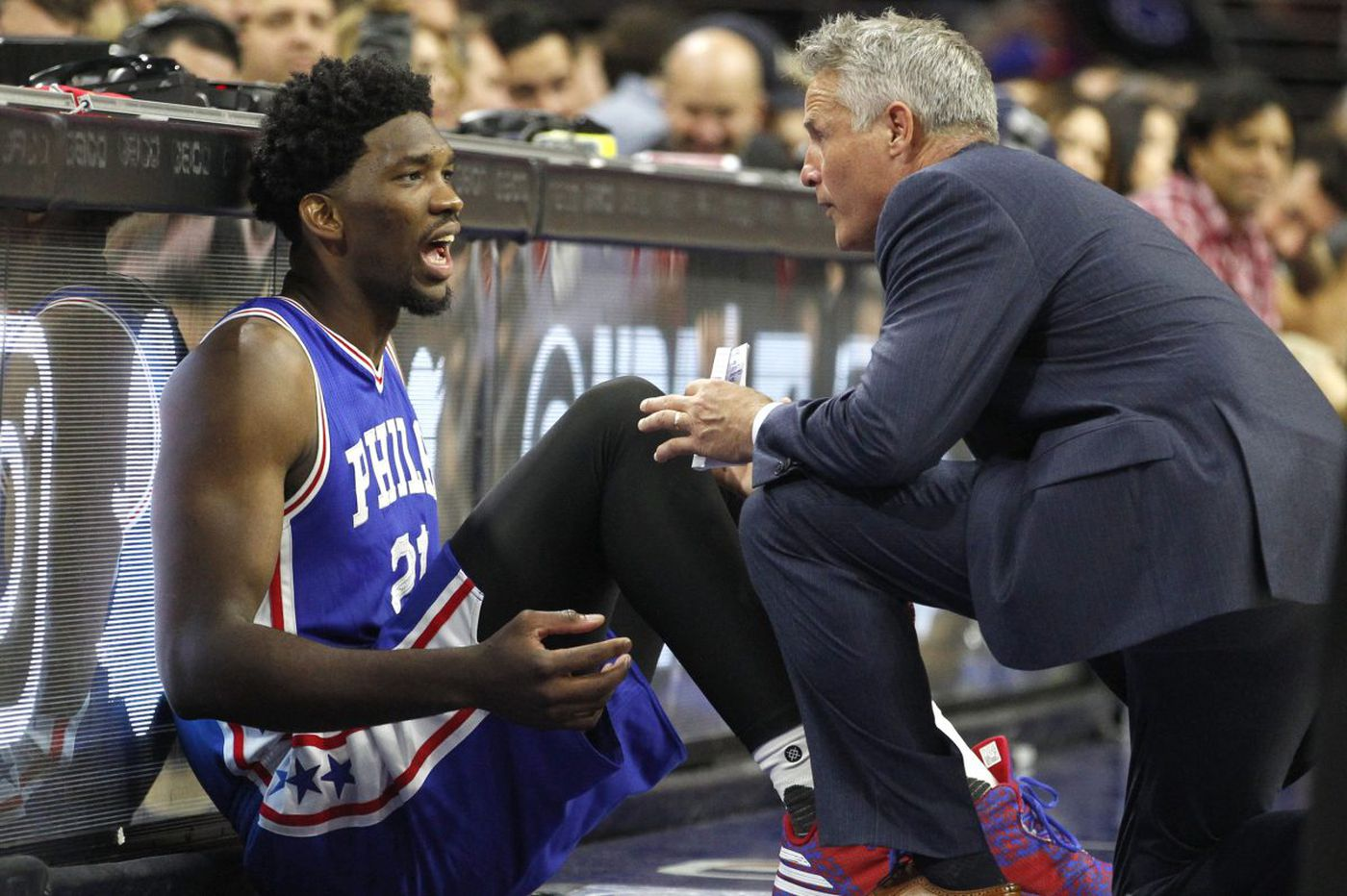 Sixers podcast: Were Joel Embiid and Brett Brown being sincere?