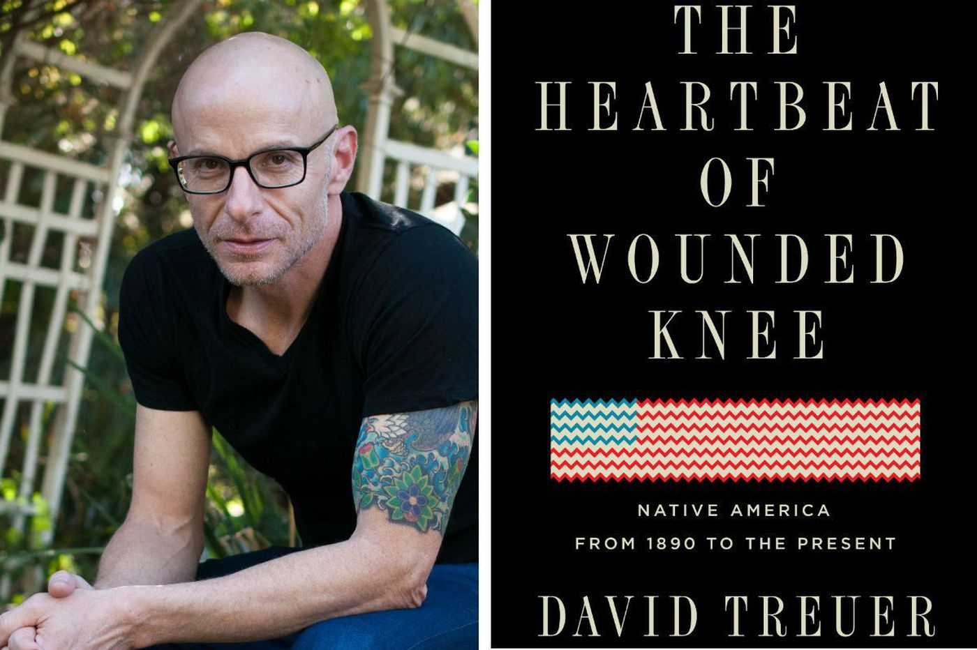 David Treuer's 'Heartbeat of Wounded Knee': Native American resilience in the 20th century