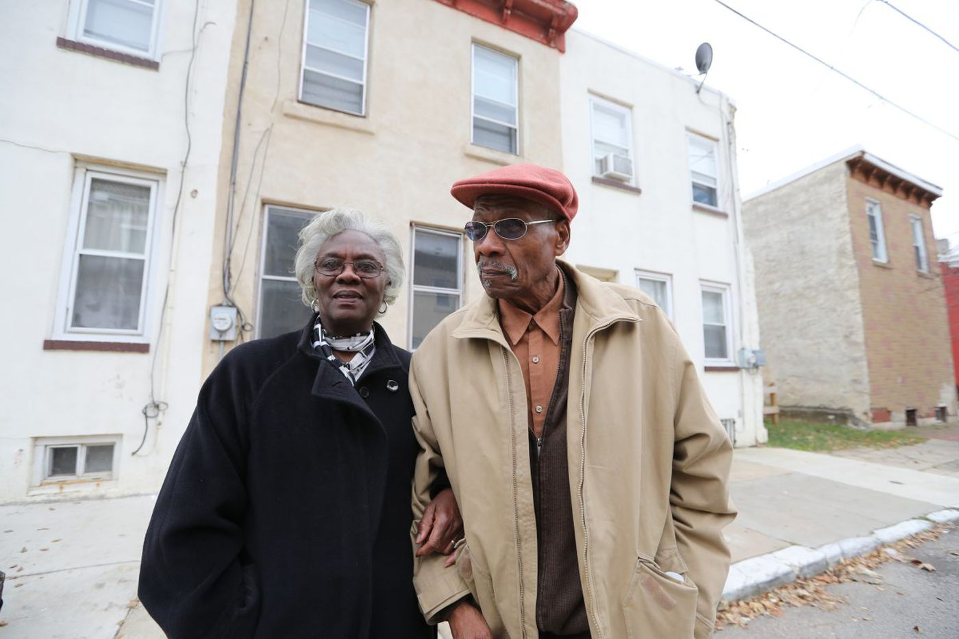Philly Housing Authority took their homes two years ago. They are still waiting to get paid