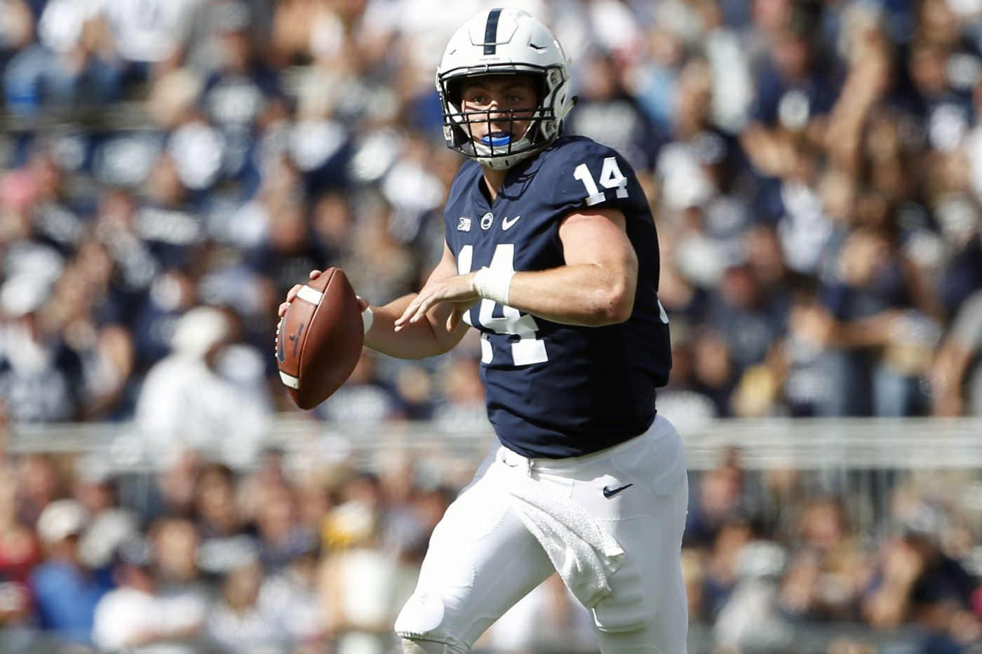 Backup quarterback Sean Clifford has been impressive for Penn State