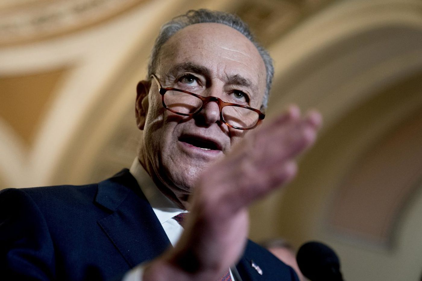 Schumer has rescinded offer to Trump on border wall funding