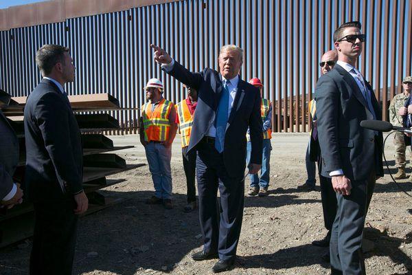 Trump seeks to divert more Pentagon money to border wall construction