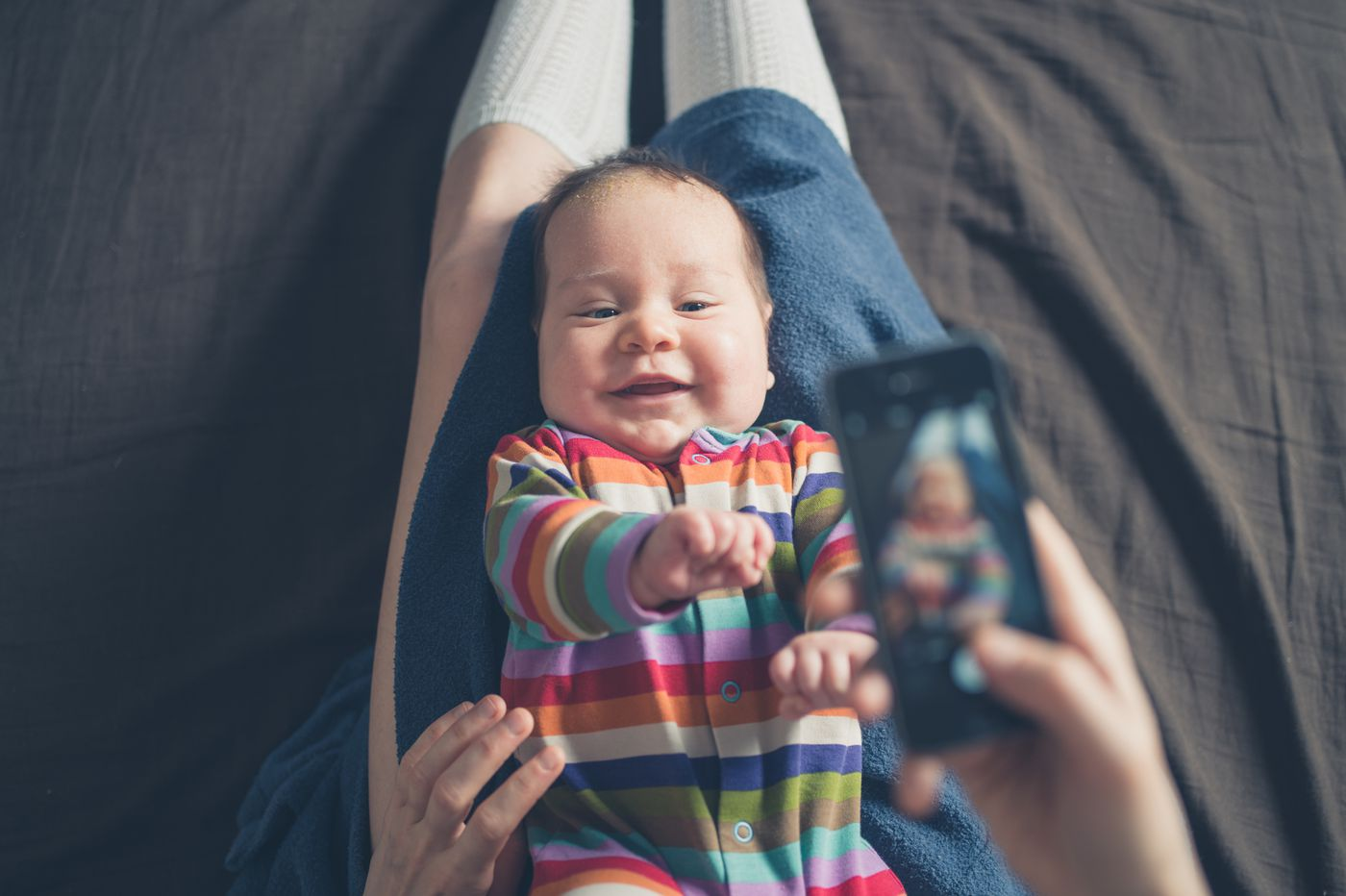 Sharenting: How much is too much when it comes to putting your kids on social media?