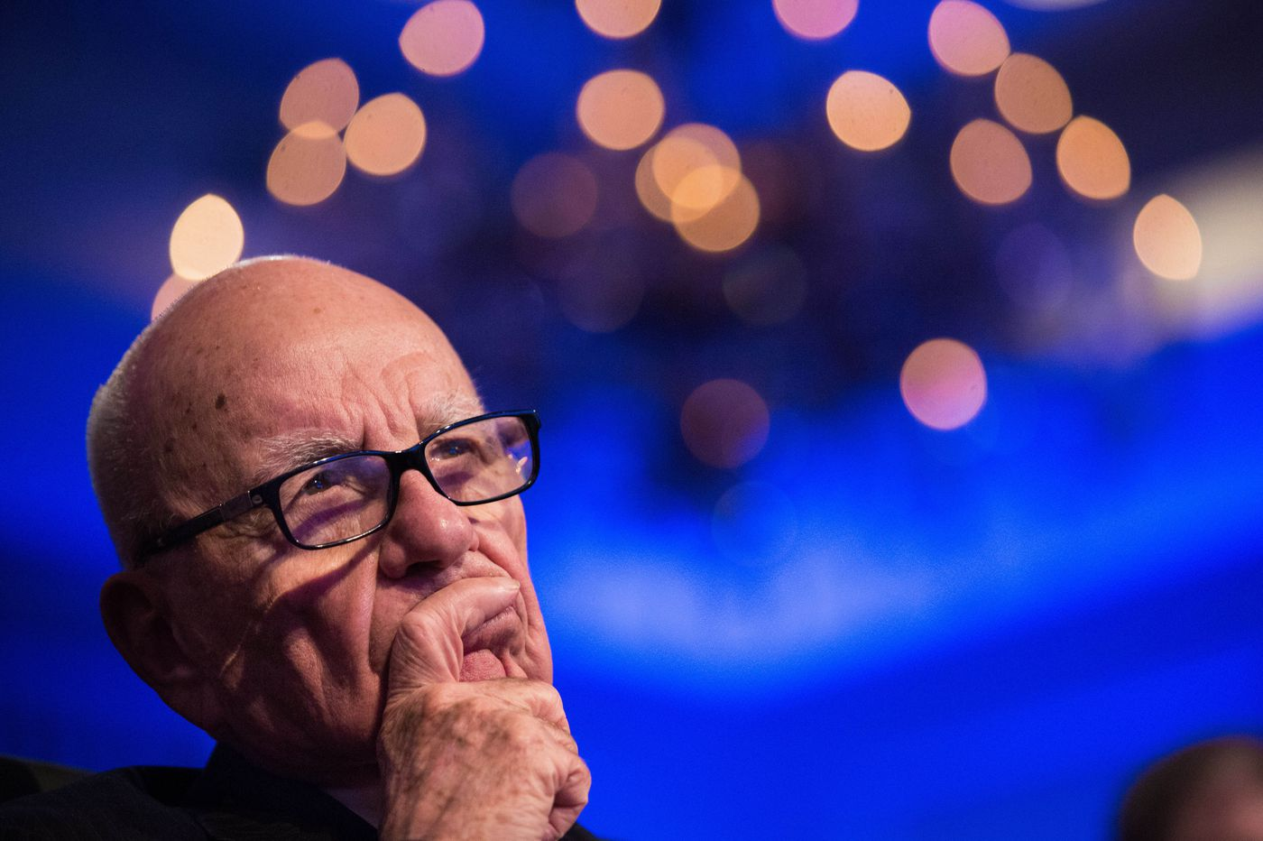 Rupert Murdoch: The media mogul says goodbye to much of the company he built