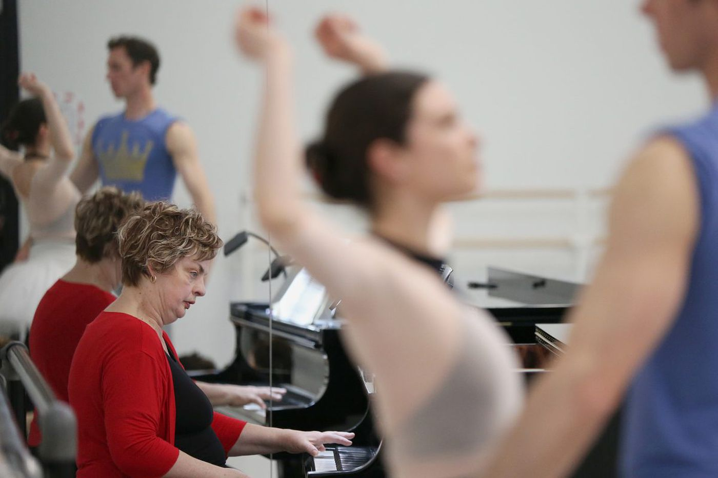 Pennsylvania Ballet pianist has kept the score for 45 years | We the People