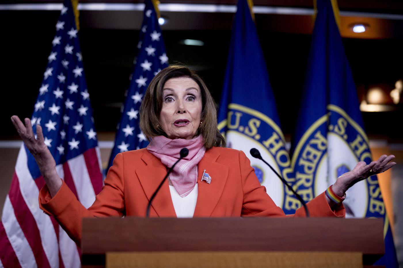 2020 election: Nancy Pelosi endorses Joe Biden's presidential bid