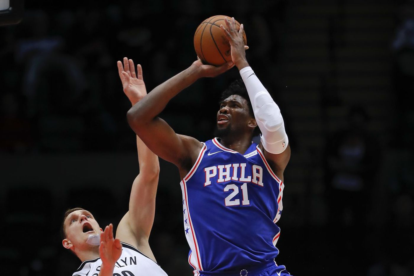 Five observations from Sixers' win over the Brooklyn Nets