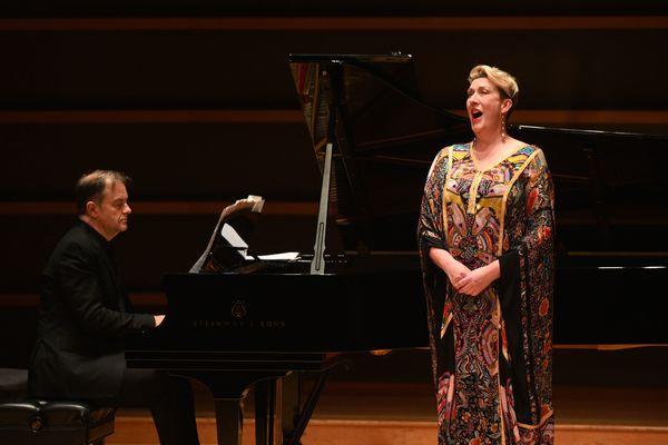 England's beloved Sarah Connolly crosses the pond for PCMS concert at the Kimmel
