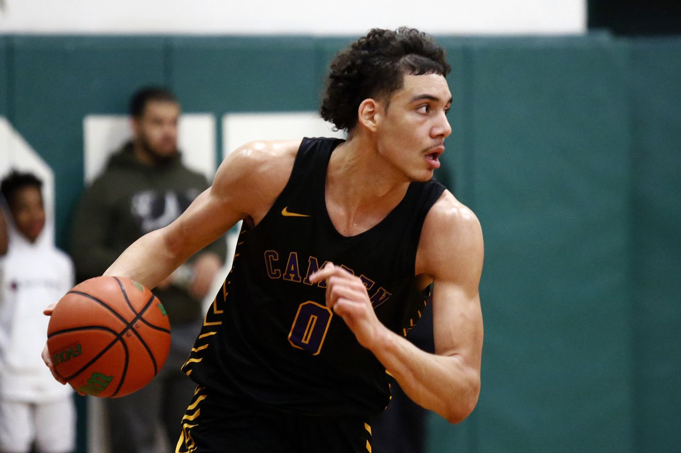 Basketball recruiting: Support from family and mentor propels Camden's Lance Ware to Kentucky
