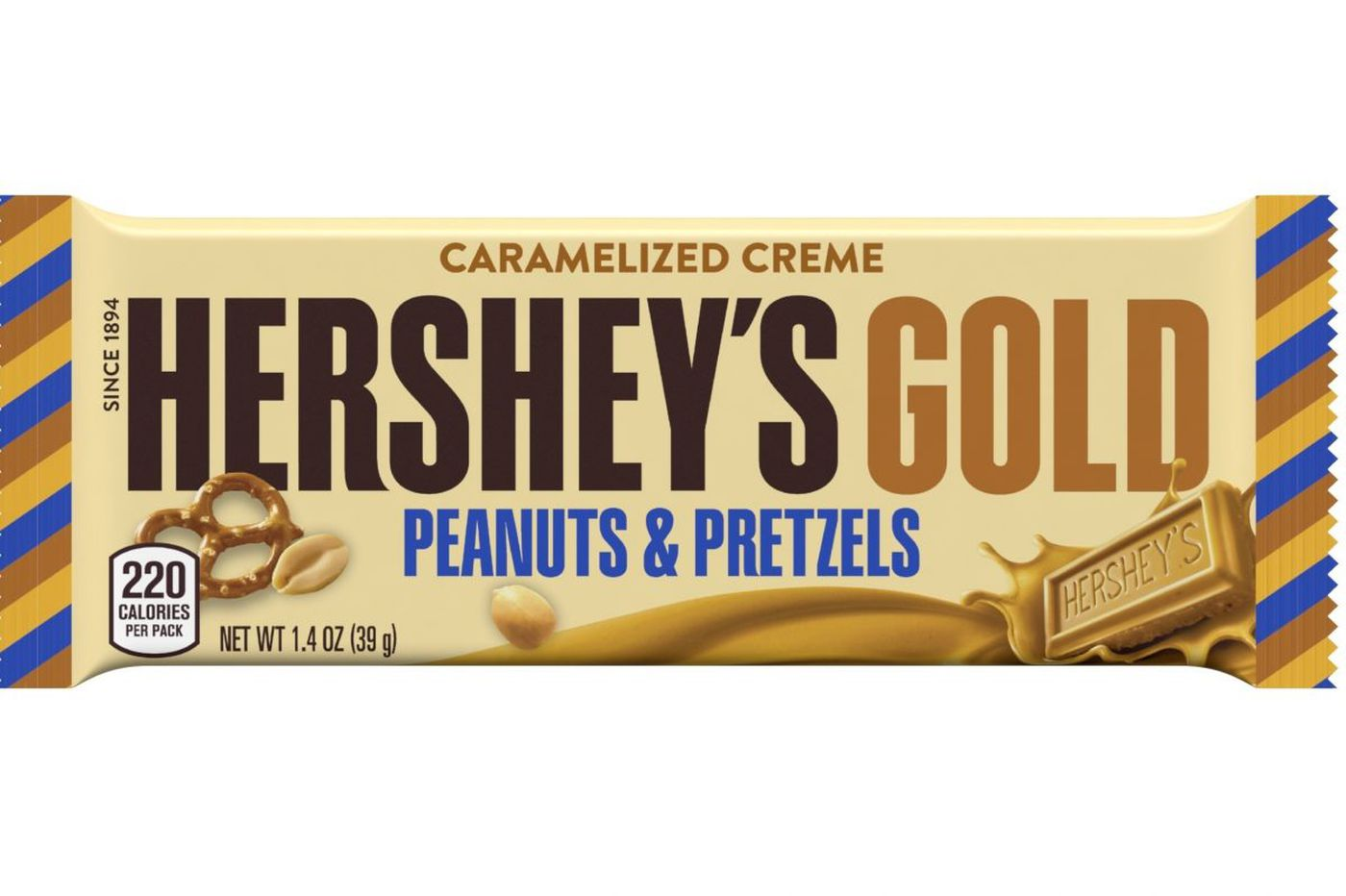 Hershey launches first new bar flavor since 1995