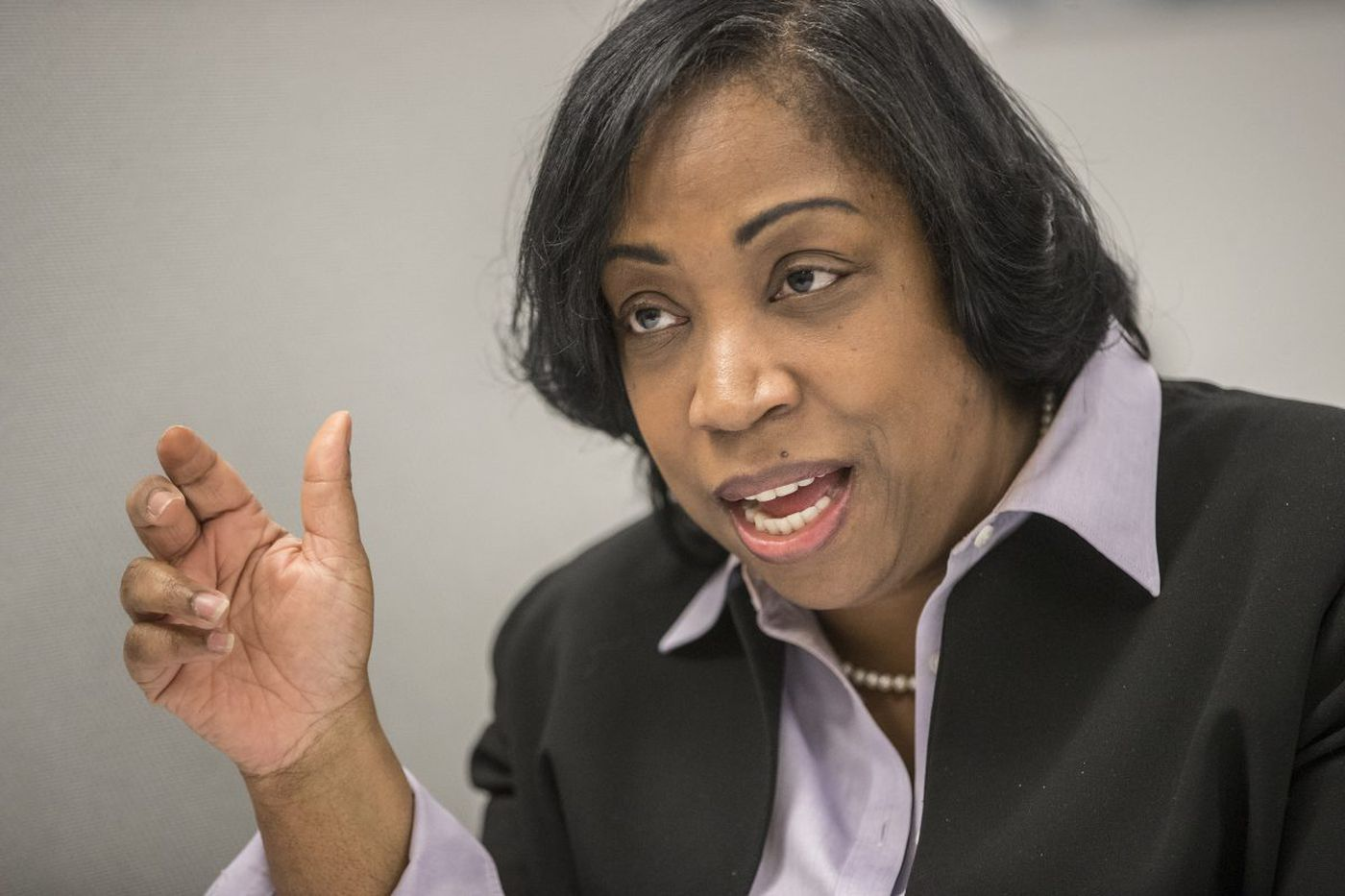 A congressWOMAN from Pa.? Why not?   Stu Bykofsky