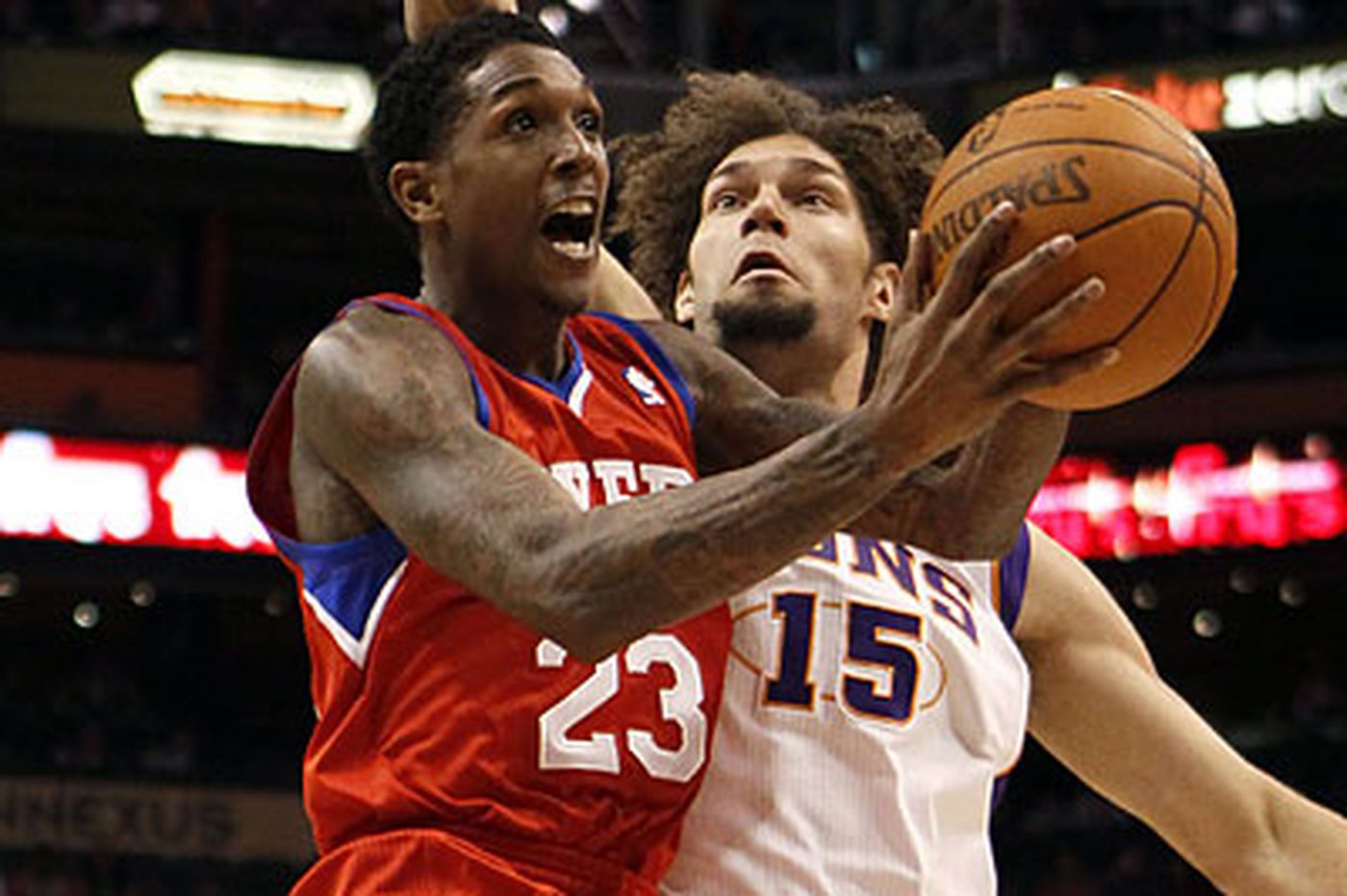 Sixers find a rhythm and cruise in Phoenix