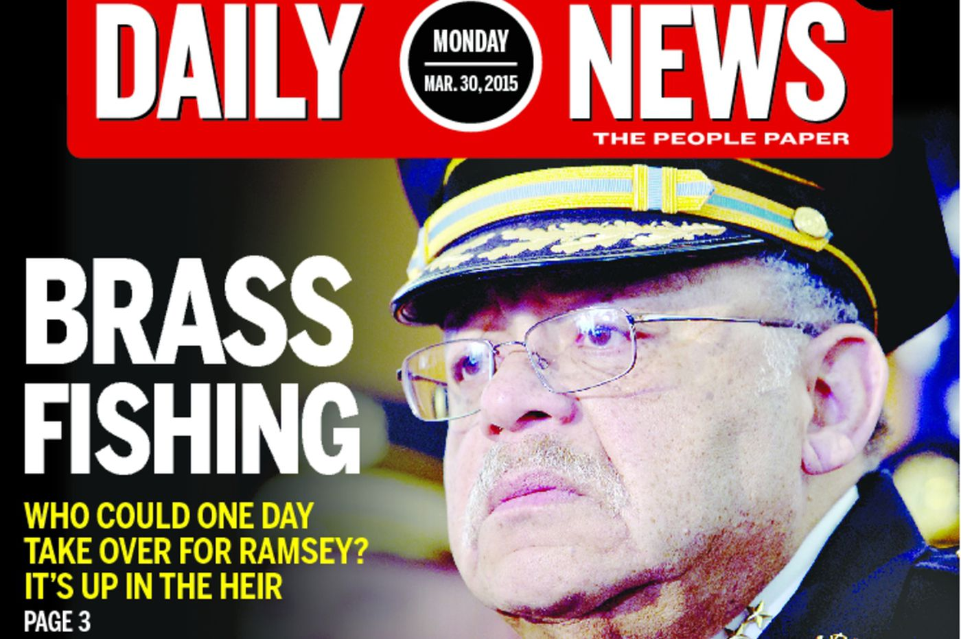 Dailynews Monthly Covers 03/30/15
