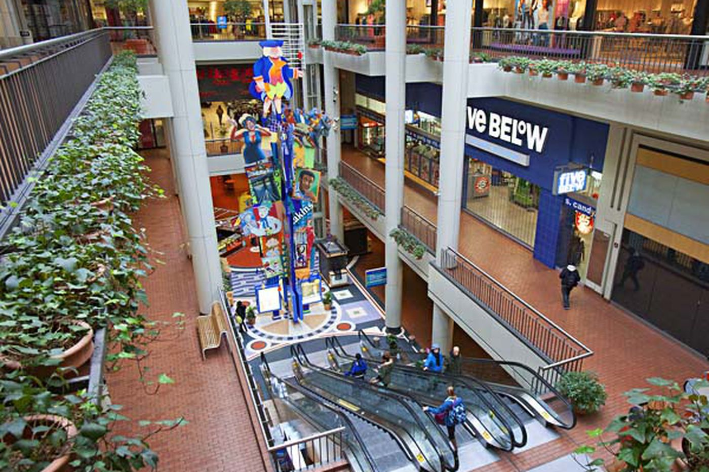 Mall developer Macerich Co. to invest $106.8M in Gallery revival effort