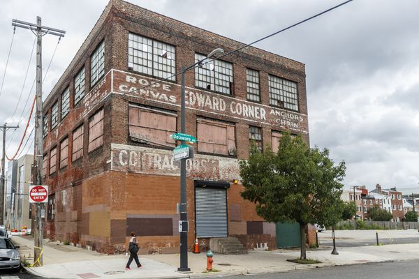 The Edward Corner building's journey from rags to real estate riches in Fishtown