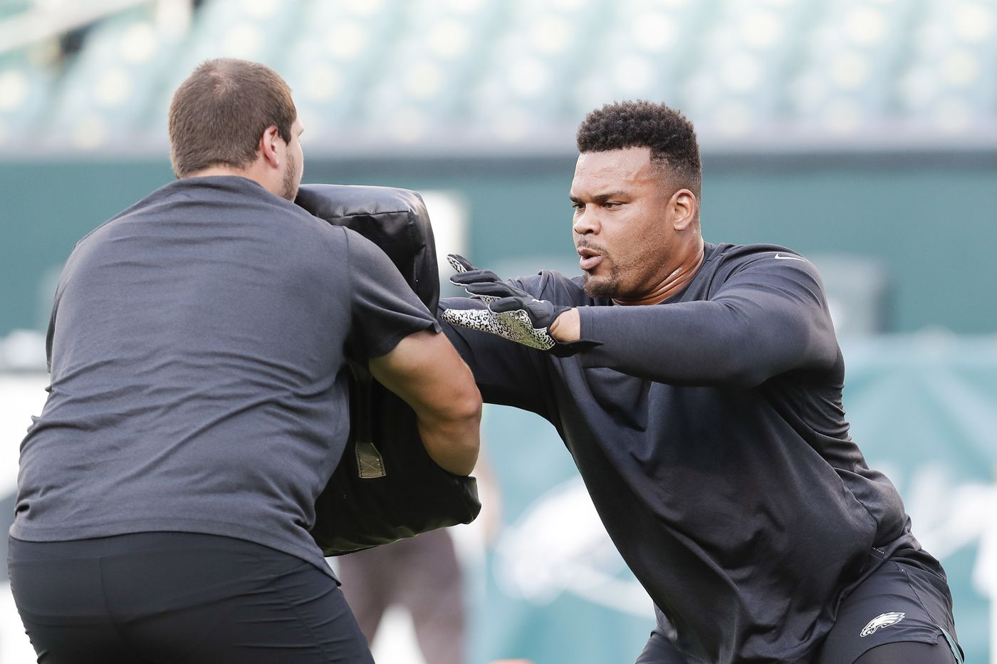 Joe Banner: Eagles smart to re-sign key player such as Brandon Brooks, with salary cap about to soar